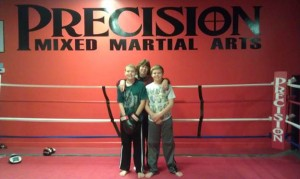 Precision MMA kids Martial Arts