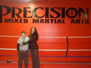 Precision Mixed Martial Arts kids program